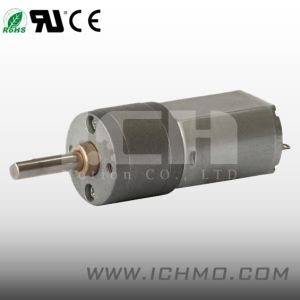 DC Gear Motor D202A1 (20mm) - with Cutting Gears pictures & photos