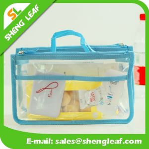 Custom Printing Modern PVC Zipper Bag PVC Cosmetic Bag pictures & photos