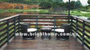 Wicker Outdoor Rattan Furniture Leisure Set Bg-782A pictures & photos