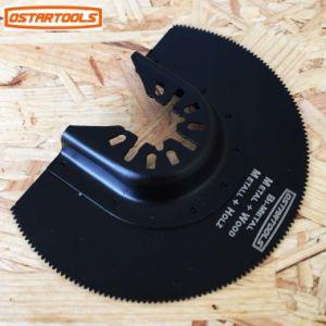 86mm Bi-Metal Segment Saw Blade Oscillating Semicircle Blade pictures & photos