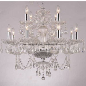Classic Crystal Lamp and Chandelier for Art Hanging Lighting Decor pictures & photos