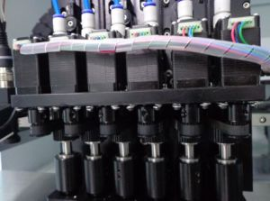 SMT Flexible Placers for LED Assembly Line pictures & photos
