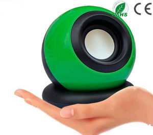 Cheap Price Portable Cable Loud Speaker for Mobile Phone pictures & photos