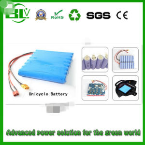 60V 260W Electric Motorcycle Battery 4.4ah Lithium Battery Pack (20-28AMP) pictures & photos