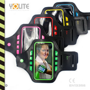 LED Mobile Phone Arm Package, LED Mobile Phone Pockets, LED Waist Wallet, LED Waist Wallet pictures & photos