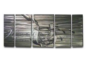 The Wine Design Metal Wall Art Decor pictures & photos