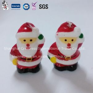 Christmas Decoration Santa Claus Christmas Candle pictures & photos