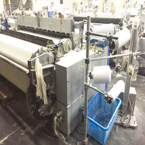 12 Sets Second-Hand Toyota 610 Air Jet Loom Machinery on Sale pictures & photos