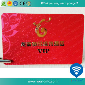 Embossing Metal Name Cards or Visiting Card Sample Business Card pictures & photos