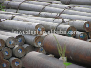 Ck45 Hot-Rolled Carbon Constructional Quality Steel Round Bars pictures & photos