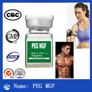 High Purity Factory Supplying Peptide Peg Mgf pictures & photos