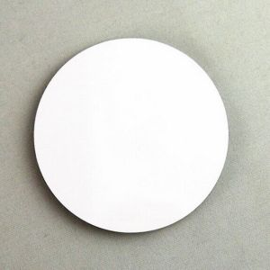 Imprintable Blank Hardboard Coaster for Heat Press Transfer Free Sample
