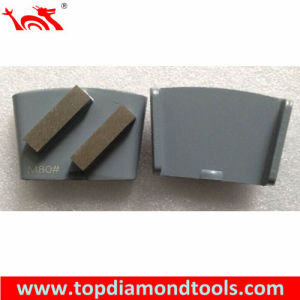Trapezoid Diamond Grinding Wing pictures & photos