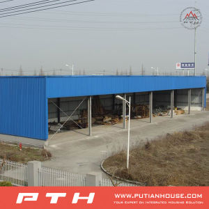 China Manufacturer of Steel Structure Warehouse pictures & photos
