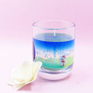Wholesale Church Glass Candle Aroma Jar Candle pictures & photos