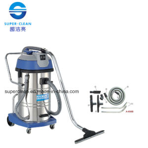 Robot 80L Wet and Dry Vacuum Cleaner pictures & photos