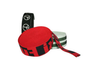 Hot Sale Polyester Webbing with Custom Color pictures & photos