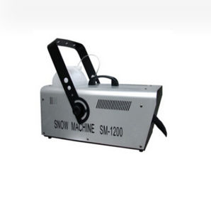 1200W Snow Machine Stage Effect pictures & photos