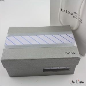 High Quality Paper Ragid Shoes Box with Custom Printing pictures & photos
