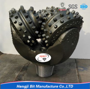 Petroleum Aloy Steel Tri Cone Rock Drill Bits pictures & photos