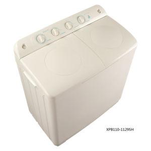 11kg Semi-Auto Top-Loading Wash Machine for Qishuai XPB110-1129SH pictures & photos