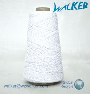 Ne 20s Optical White Bleach White Yarn pictures & photos