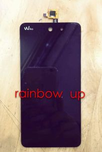 Phone Complete LCD with Touch for Wiko Rainbow pictures & photos