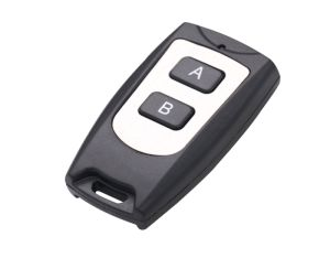 Mini 2buttons Fixed Code Remote Key, Car Key, Garage Door Key, Rolling Door Key, 315MHz Remote, 433.92MHz Remote
