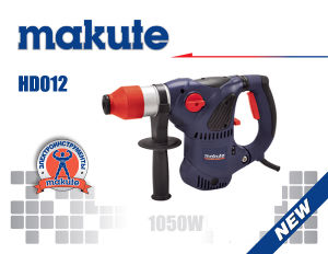 Makute High Quality Jack Hammer Demolition Hammer (DH85) pictures & photos