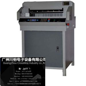 High Quality Paper Cutting Machine with Program Controlled