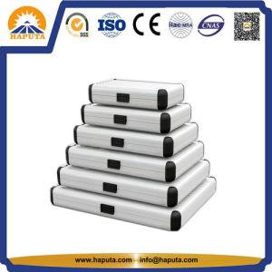 Different Size Professional Aluminum Round Case (HEC-0003) pictures & photos
