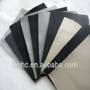Flame Retardant Polyester Nonwoven Needle Punched Felt Upholstery Car Fabric