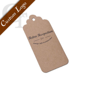 Craft Hang Tag with Competitive Price pictures & photos