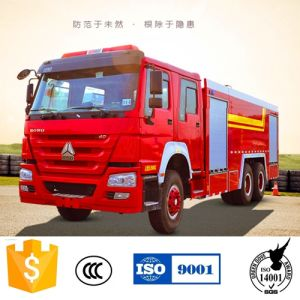 15000 Liters /3900 Gallons Water-Foam Fire Fighting Truck for Sale pictures & photos
