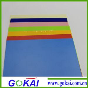 Africa Blue Tint PVC Rigid Sheet pictures & photos