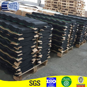 Color Stone Coated Metal Roof Tiles/Wood Tile pictures & photos