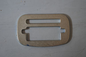 Safety Double Latch Stamped Snap Hook pictures & photos