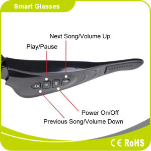 High End Intelligent Bluetooth Smart Sunglasses pictures & photos