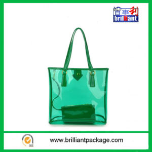 Wholesale Green PVC Bag with Handbag pictures & photos
