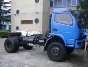 off Road Light Duty Lorry Cargo Truck Chassis pictures & photos