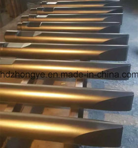 Hanma Hm1350 Hydraulic Breaker Chisels /Drill Rod pictures & photos