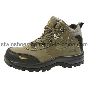 Men Outdoor Footwear Sports Hiking Waterproof Shoes (ST1614)