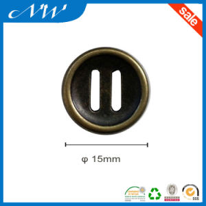 Wholesales Fashion Metal Alloy Button with High Quality