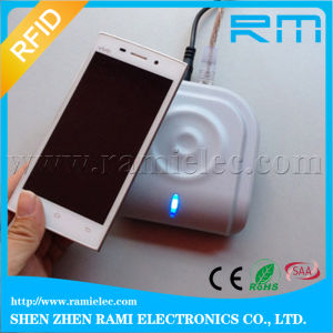 13.56MHz Desktop RFID NFC Reader for Security Control pictures & photos