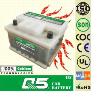 High Quality Maintenance Free Car Battery DIN-53646 12V35AH for Mercedes-Benz A2305410001 pictures & photos