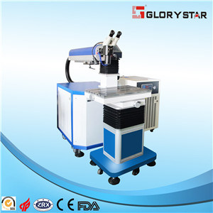 Glorystar Laser Welding Machine Mould Repairs pictures & photos