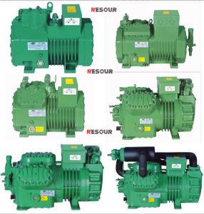 Resour 2 Stage Refrigeration Compressor, Semi-Hermtic Compressor, 50Hz / 60Hz, R22 / R134A / R404A pictures & photos