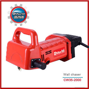 2000W 35mm One Time Shaped Industry Wall Chaser