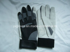 Sport Glove-Sheep Leather Glove-Baseball Glove-Safety Glove-Goatskin Glove pictures & photos