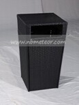 Rattan Garbage Bin Outdoor Wicker Furniture (MTC-122) pictures & photos